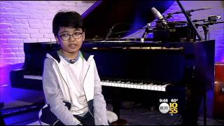International Piano Prodigy Gains Attention In The U.S.