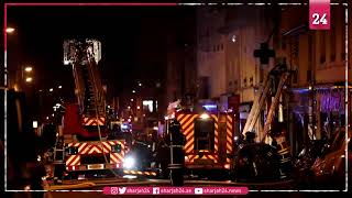 France : a woman and a child die in a fire in Lyon