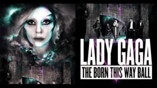 Watch Lady Gaga Black Jesus Amen Fashion video