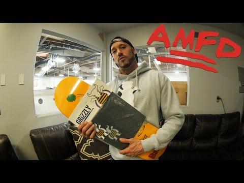 """AMFD"" Giveaway Winners! 