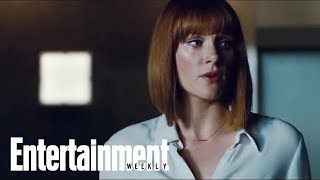 Jurassic World's Bryce Dallas Howard On How She'd Survive A Dino Disaster | Entertainment Weekly
