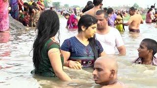 Godavari Pushkaralu Dharmapuri Telangana Godavari Pushkaralu Hybiztv