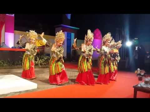 Tari Persembahan video