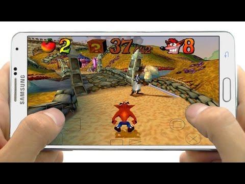 El Mejor Emulador de Play Station para Android + Descarga + Noticia King of Fighters