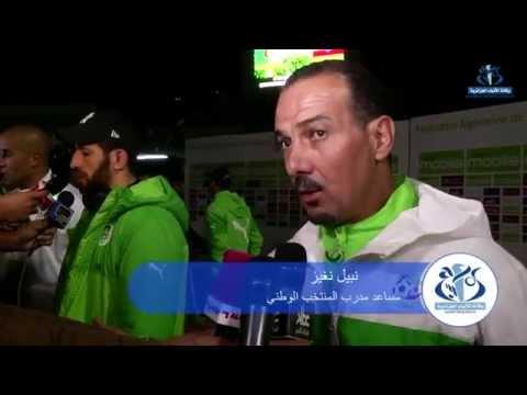الخضر يفوزون بثلاثية لهدف أمام إثيوبيا