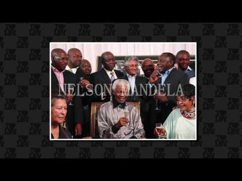 Nelson Mandela's 20th Anniversary of Freedom‎