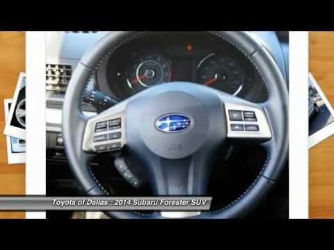 2014 Subaru Forester Dallas TX EH458364