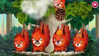 2018  Fun Forest Animals Educational Games - Learn About Wild Life Animals Survivals -   for Adults
