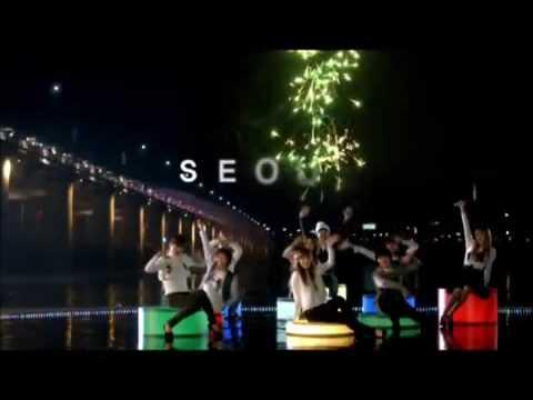 مشاهدة أغنية Seoul Song الخاصة بفرقة Super Junior و فرقة SNSD