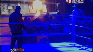 O retorno de The Undertaker ao WWE!