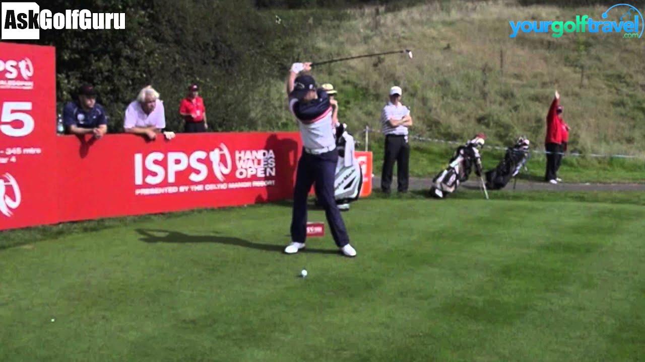 Jamie Donaldson Swing Jamie Donaldson Ryder Cup