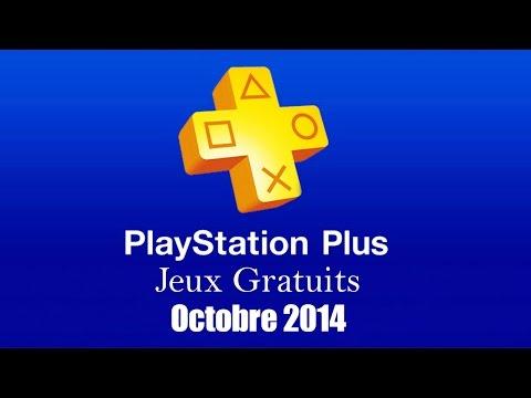 PlayStation Plus : Les Jeux Gratuits d'Octobre 2014 !