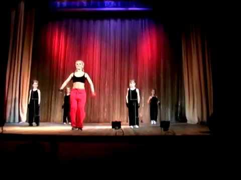 Танцы в Пушкино, Айседора - Эстрадный танец (дети 5-6 лет)