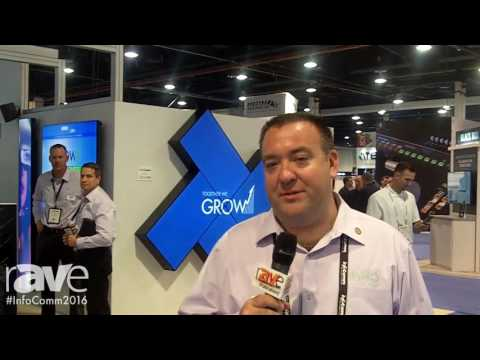 InfoComm 2016: Almo Pro A/V Talks About Business Developement Manager Team