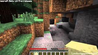 Como crear paneles y bloques de vidrio en Minecraft 1.8