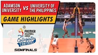 PVL 2018 CC - WD: Lady Falcons vs. Lady Fighting Maroons | Game Highlights | September 2, 2018
