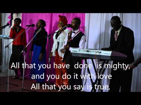Wewe ni zaidi Worship with lyrics Song by Eric Smith