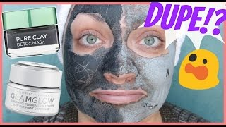 SMACKDOWN | GlamGlow Supermud Clearing Treatment VS L