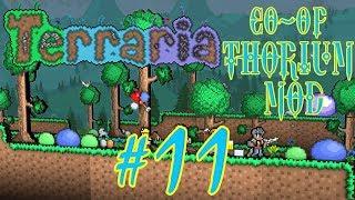 Co-op Terraria Thorium Mod #11 - Nghịch ngu và đi khám phá biome dưới biển