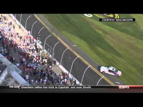 Dozens of Fans Injured in NASCAR Crash