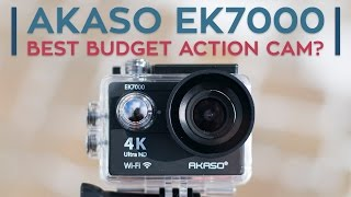 AKASO EK7000 Review: The Best Budget Action Cam?