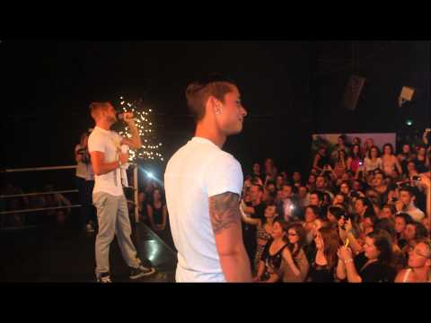 Keen'v - K'liente Discotheque - Grand Havre Production video