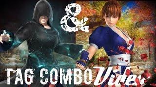 DOA5U: Kasumi & Phase 4 Tag Combo Video