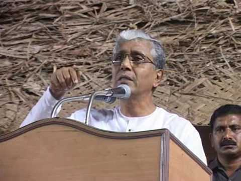 Manik Sarkar speaks
