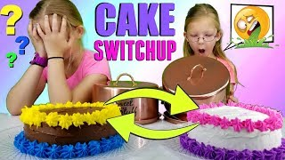 CAKE SWITCH UP CHALLENGE!!!