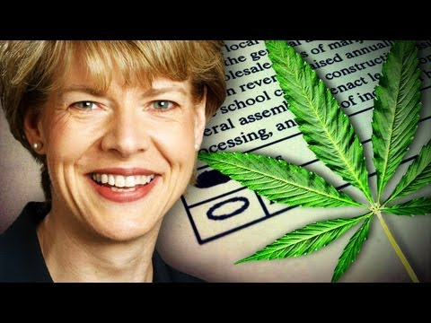 Pot's Legal, Condoms Required, And 1st Lesbian Senator!! video