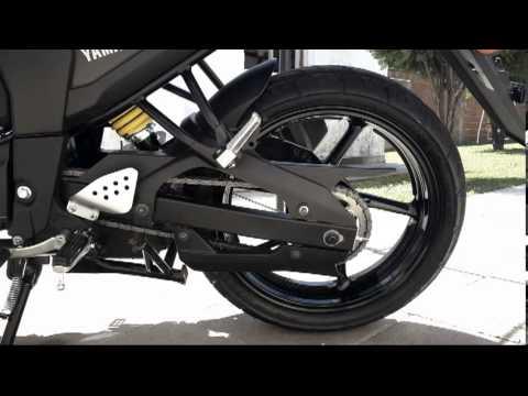 Chequeo de tablero Yamaha Fz16 2014 Roja + Fotos