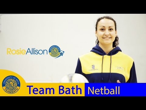 Team Bath – Rosie Allison targets Glasgow 2014