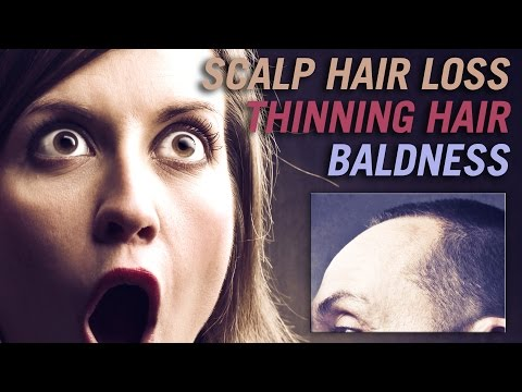 Hidden cause of hair loss & thinning hair