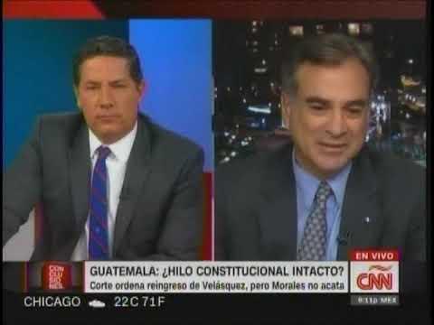 EEUU   Entrevista Embajador de Guatemala en la ONU Klee Conclusiones CNN 2000 240918