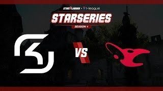 StarSeries i-League S4 - SK vs. mousesports (Mapa 2 - Cobble) - Narração PT-BR