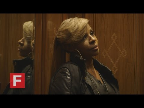 Mary J. Blige: Earlier That Day