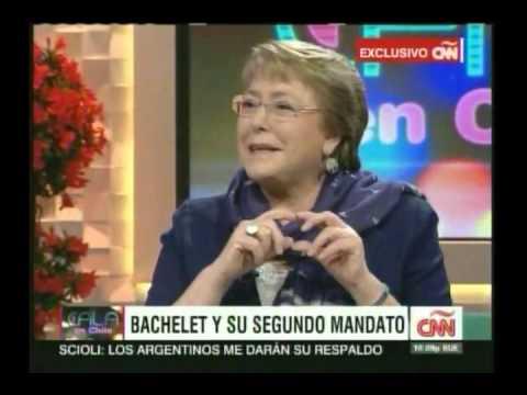 Cala en Chile - Entrevista a Michelle Bachelet