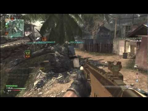 Double MOAB::Last MW3 Video!!!