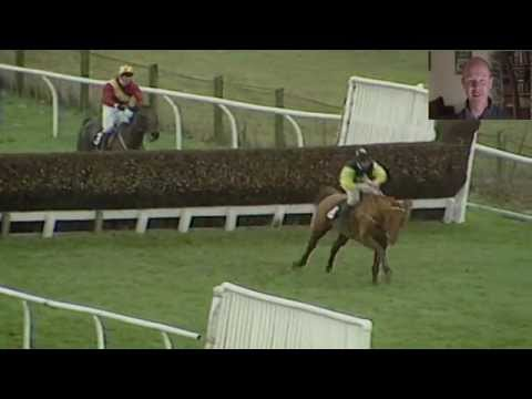 Cool Ground wins 1990 Coral Welsh Grand National
