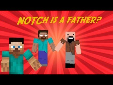 If Notch was Herobrines Dad Minecraft