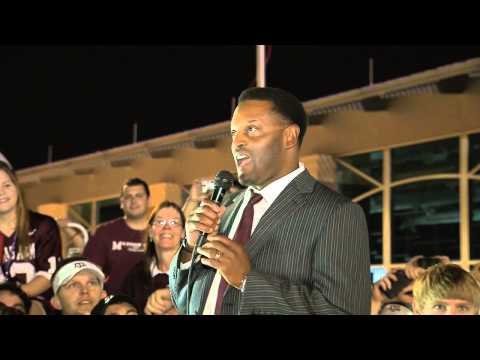 Aggies Return Home