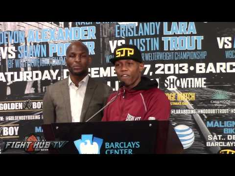 Zab Judah vs Paulie Malignaggi Post Fight Press Conference HD