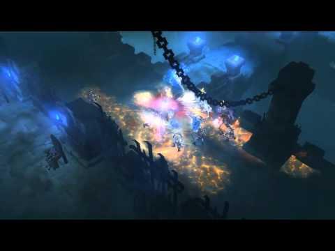 Diablo 3 Gameplay du Chasseur de demons