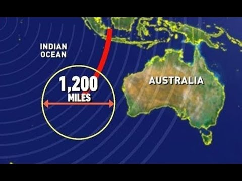 Missing Malaysian Airplane Finally Found By Australians?