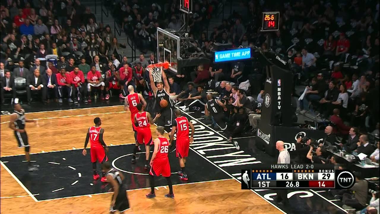 Brooklyn Nets Display Remarkable Ball Movement