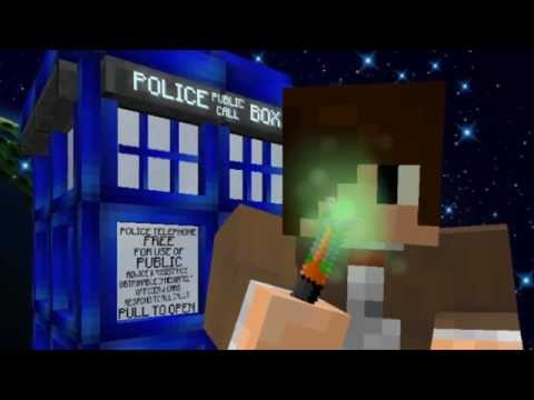 The Best Tardis In Minecraft EVER