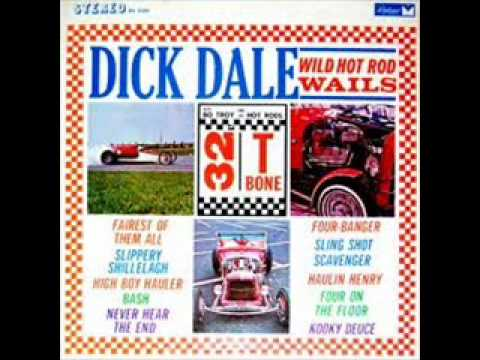 Dick Dale And His Del-Tones - Hot Rod Racer