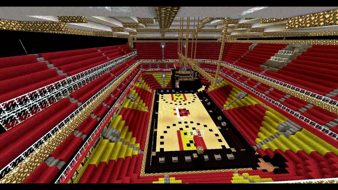 Miami Basketball Arena 1 to a Basketball Arena