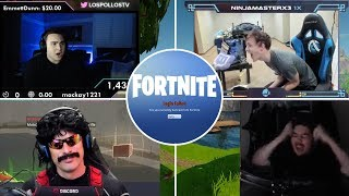 Fortnite Rage Compilation Part 2 (Funny Fails & Best Moments)