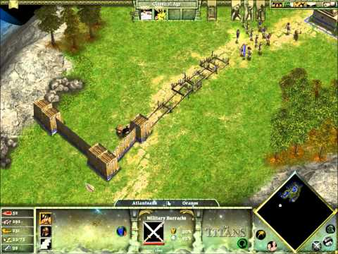Lets play Age of Mythology The Titans Teil 9: Atlantis Reborn 4